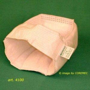 Protezione per gomito e tallone
