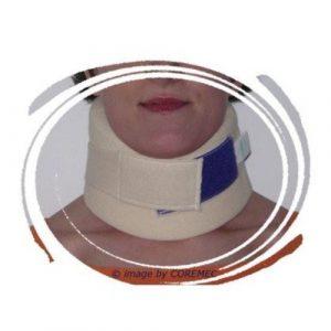 Collari cervicali a chiusura frontale