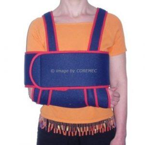 Immobilizzatori braccio e spalla