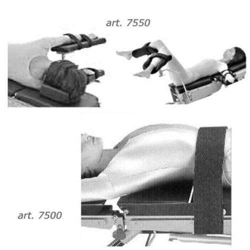 Cinghie per tavolo operatorio