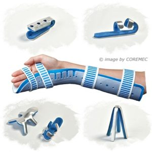 Splint and Thermoplastics for the limbs