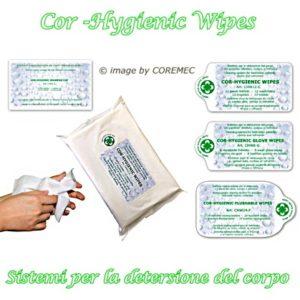 Igiene e detersione del corpo