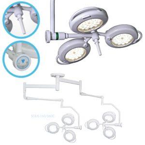 Solis 160 - Operating lights